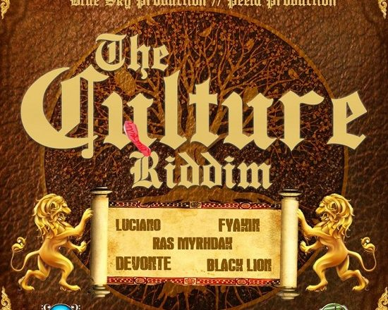 THE CULTURE RIDDIM – BLUE SKY PRODUCTIONS – 2021