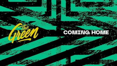 THE GREEN – COMING HOME EP – 2021