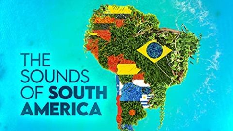 THE SOUNDS OF SOUTH AMERICA